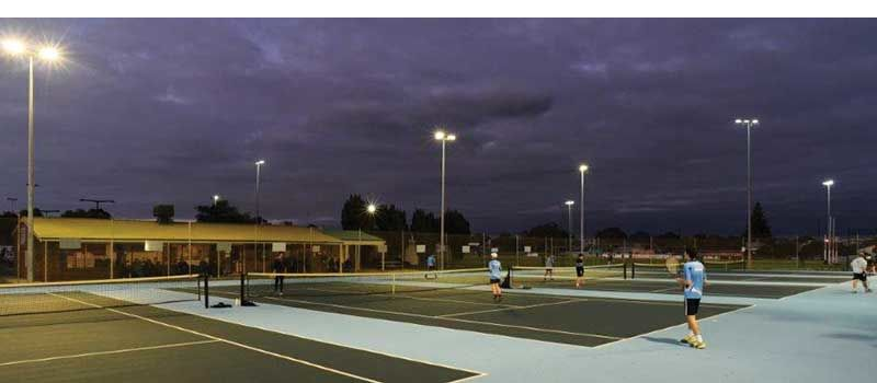 Port Adelaide Tennis Club Courts